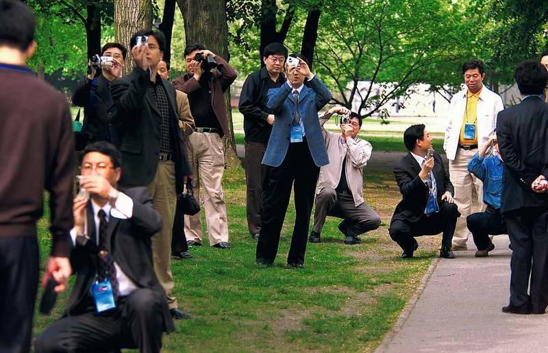 Bildungstouristen aus China kommen nach Rudolstadt